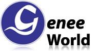 genee world logo