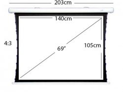 sapphirerear-tab-tensioned-screen-140x105-sews140bv-arp-dimensions