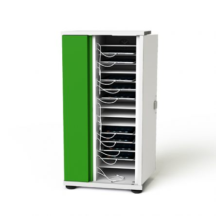 Zioxi SYNCC-TB-16 Bay iPad and Tablet Charging Storage Cabinet