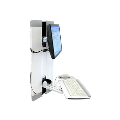 Ergotron StyleView Vertical Lift, Patient Room 60-609-216