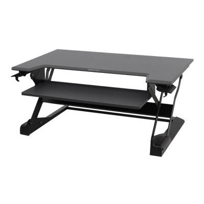 Ergotron WorkFit-TL Sit-Stand Desktop Workstation 33-406-085