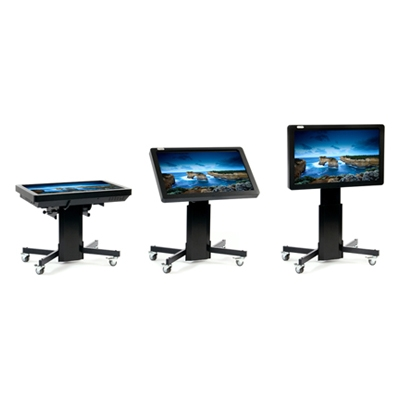Peerless Portable Video Wall Cart 3 x 3 (for 46