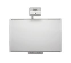 SMART Board SBM680v with V30 Projector