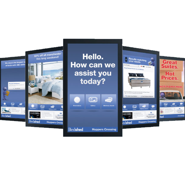 Digital Signage Display Screens