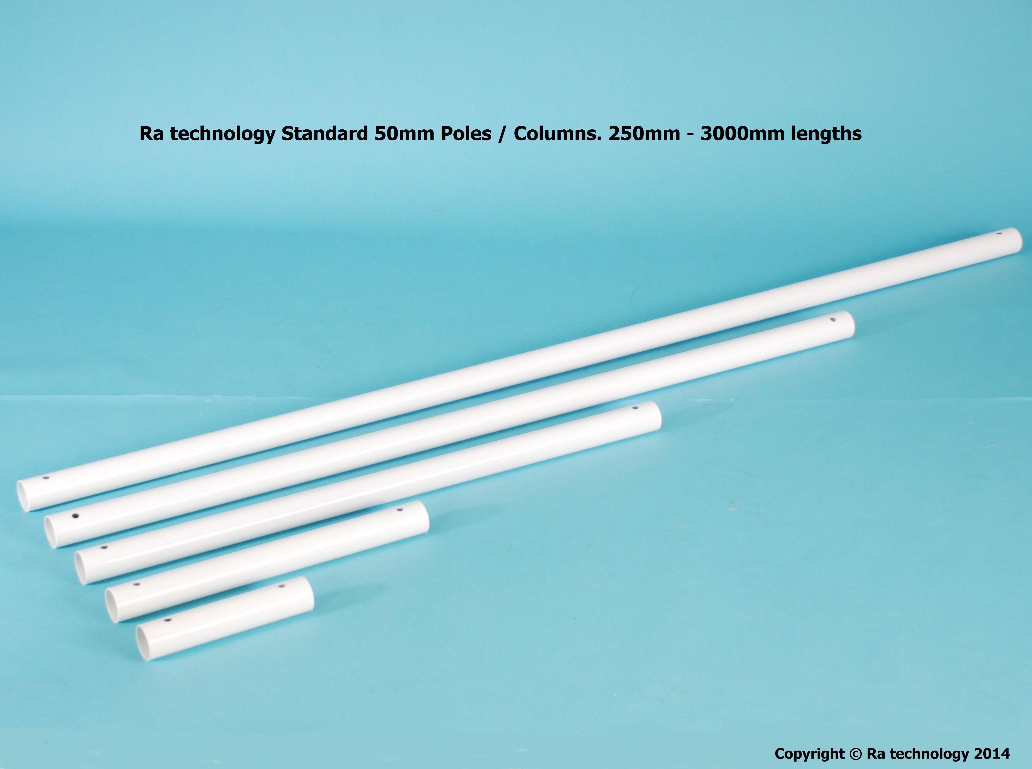 Columns Poles mm Standard MED