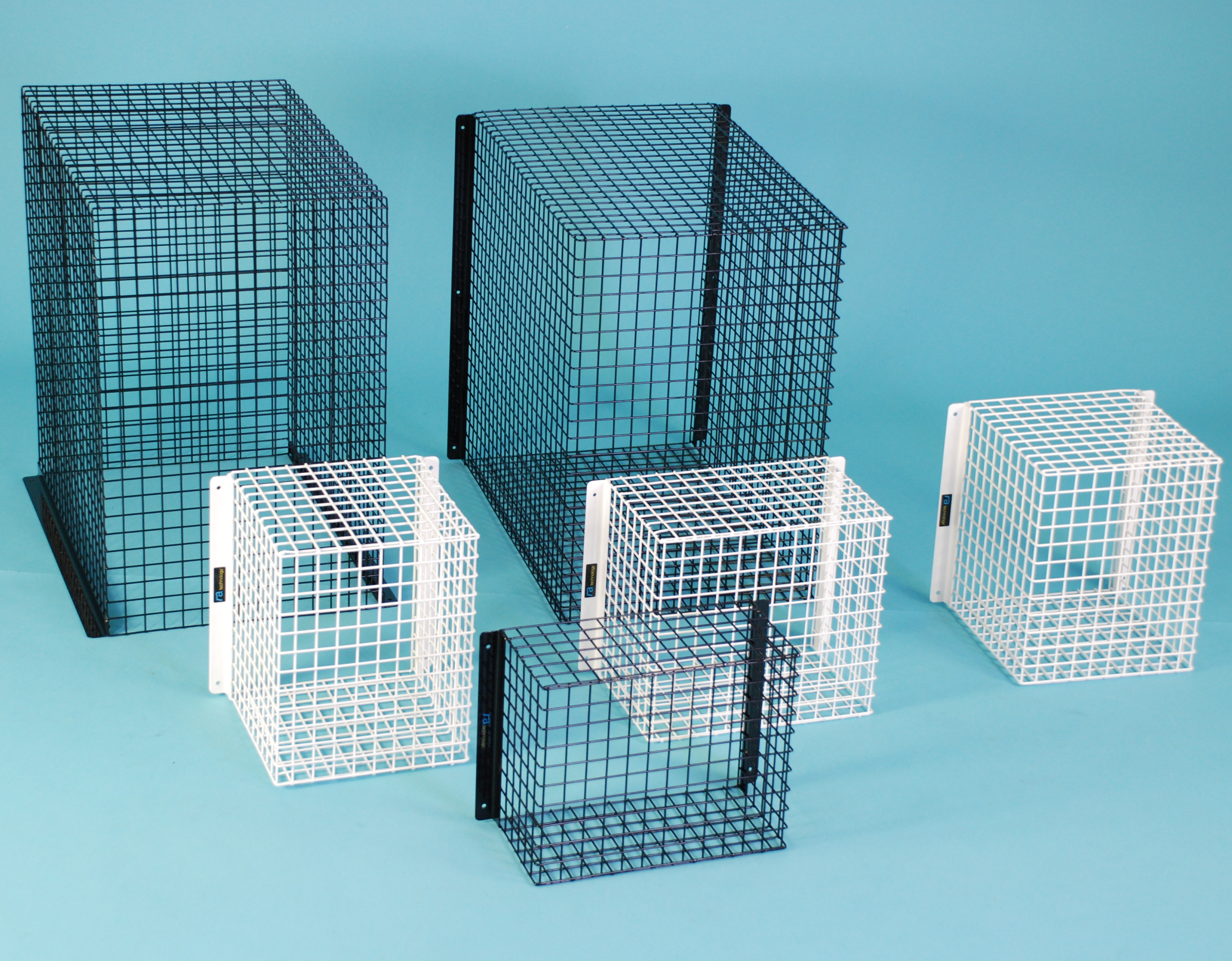 Universal projector cage - Made to order - security projector cages