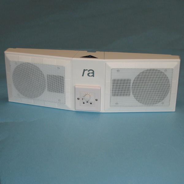 RA Audio pod MED