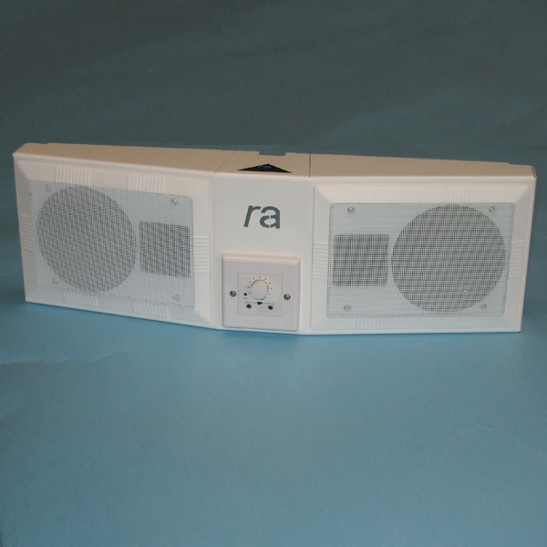 RA Audio pod MED