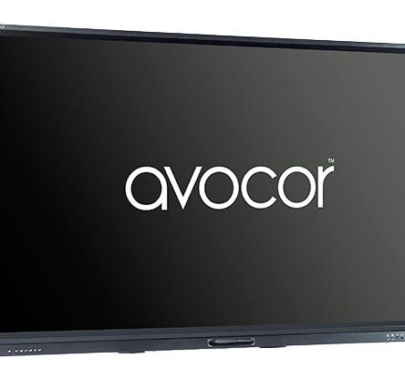 Avocor E-8610 Interactive Touch Screen
