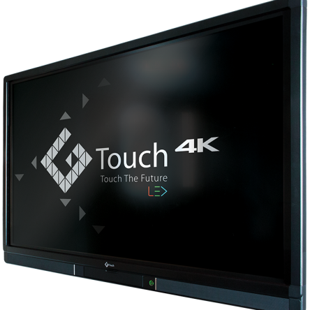 New G-Touch 86″ Emerald 4k Premium, Model TOU910040