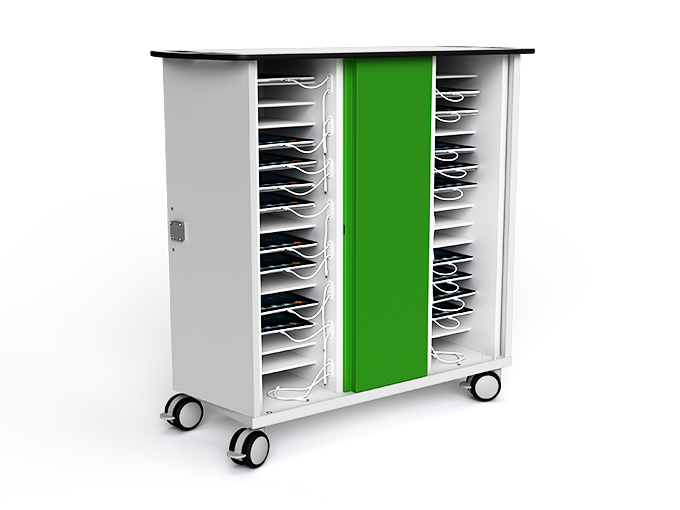 Zioxi Synct Tb 20 Ipad Security Trolley Store Charge And