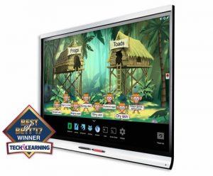"SMART Board 6265-V2 65"" 4K UHD Interactive Flat Panel"