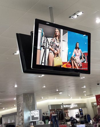 "19 – 65"" Android Network Advertising Displays"