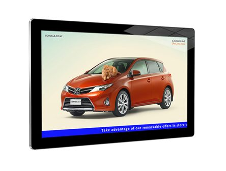 "19 – 65"" Android Advertising Displays"