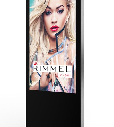 50 -55″ Android Freestanding Digital Poster