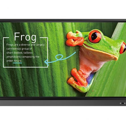 "BenQ RM8601K 65"" 4K Android Education Interactive Touchscreen"