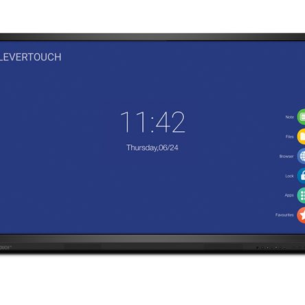 Clevertouch V-Series 86″ 4K