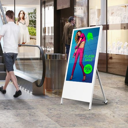 49″ DIGITAL ANDROID BATTERY A-BOARD