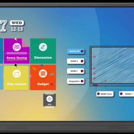 NewLine TT-9818RS Touch Panel 98″