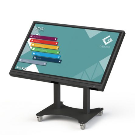55″ HI-LO Care home Interactive touch table with Android and Windows Professional Pc