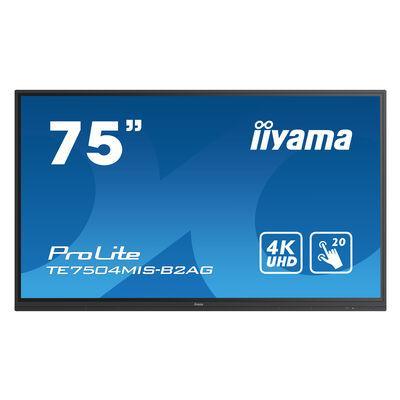 iiyama 75″ PROLITE TE7504MIS-B2AG Interactive Display